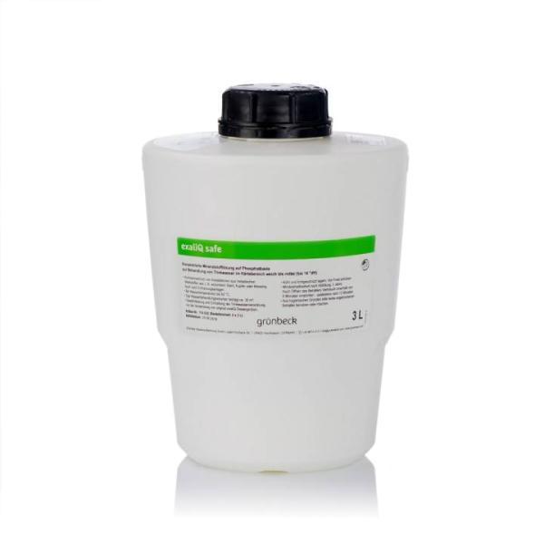 Grünbeck Mineralstofflösung exaliQ safe 3 Liter