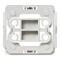 Homematic Adapter für Markenschalter Berker B2