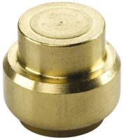 Kupfer Steckfitting Tectite Kappe 15 mm, T301