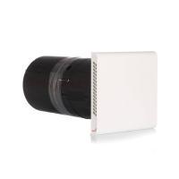 Dezentrales Zehnder Komfort-Lüftungsgerät ComfoSpot 50 ohne Außenwandhaube