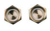 Buderus WW-Kappen, Verschlusskappen 1/2 Zoll für GB172 Frontansicht kompletter Lieferumfang