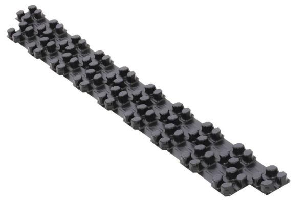 Verbindungsstreifen für Noppenplatte Basic, 10 Stück