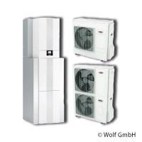 Wolf Wärmepumpen-Center CHC-Monoblock 10/300 - 9146842 von Selfio