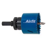 Airfit Kreisschneider Durchmesser 59 mm HSS Bimetall für Kunststoff und Metall