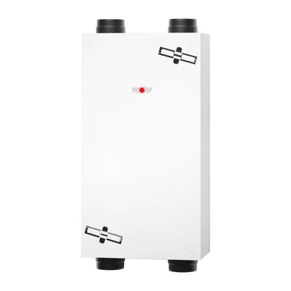 Wolf Paket Comfort-Wohnungs-Lüftung Excellent CWL-F-150, in weiß inkl. BM-2 ohne Außenfühler - Selfio