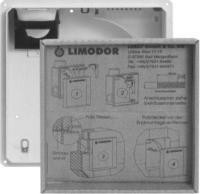 Limodor Einbaukasten für Lüfterserie compact/H Selfio