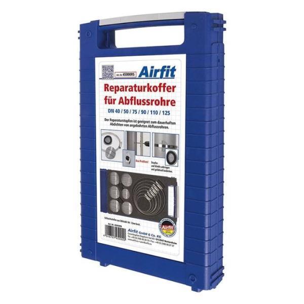 Airfit Reparaturkoffer für Abflussrohre 45000RS | Selfio