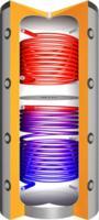 Juratherm JPSRR 1000 Hochleistungs-Pufferspeicher