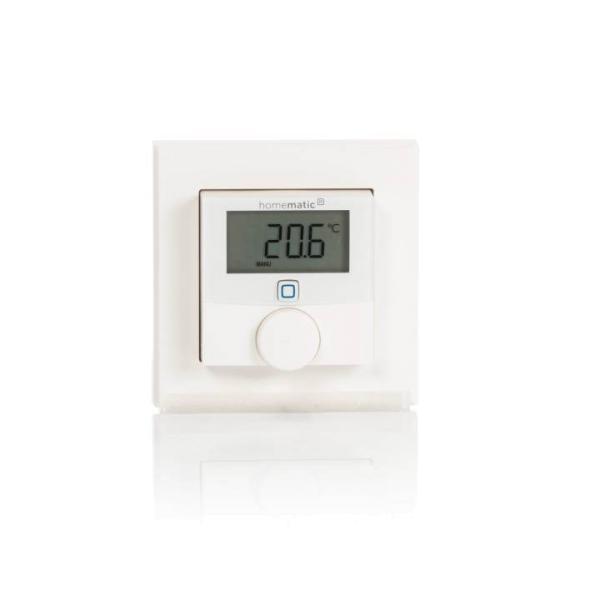 Homematic IP Wandthermostat HmIP-WTH-2 mit Luftfeuchtigkeitssensor 143159A0