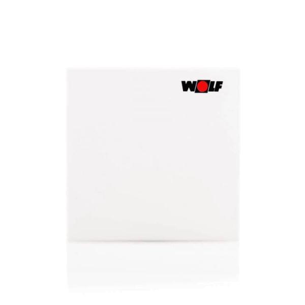 Wolf Luftqualitätsfühler (VOC) für Lüftungsgeräte CWL, Ansicht Vorderseite, Farbe weiß - Selfio