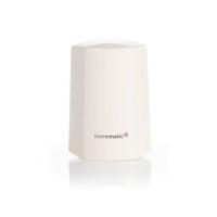 Homematic IP Temperatur- und Luftfeuchtigkeitssensor HmIP-STHO - außen, weiß 150573A0