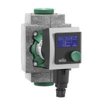 Wilo HE-Nassläuferpumpe Stratos Pico plus 30/1-4 180mm inkl. Wärmedämmschale Frontansicht